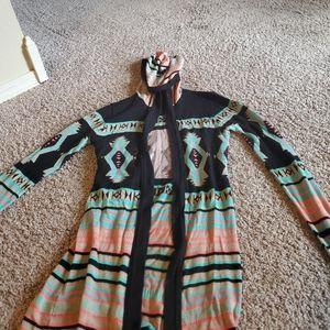 Rue 21 long sleeve knit sweater